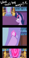 What could top magic? by Andromedasparkz