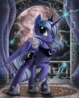 just Luna by Yakovlev-vad