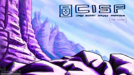 CISP: Title Screen (Pre-Alpha) by southpawper
