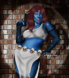 Mystique..... by TellMeTheBlues