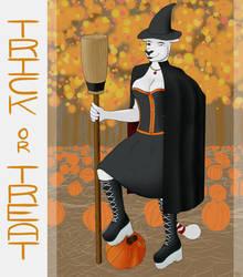 Happy Halloween by WebsterLeone
