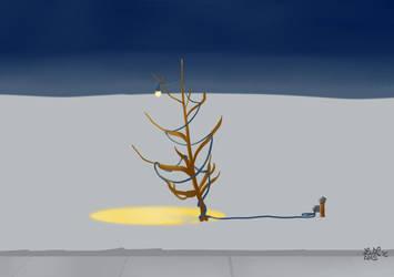 Tree by WebsterLeone