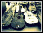 Guitars, Again. by bandaid825