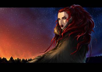 Bloodtail by Anastasven