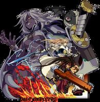 Guilty Gear Xrd by dragoninstall