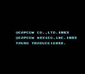 MegaMan X (Spanish) Capcom Presentation by Nosidex