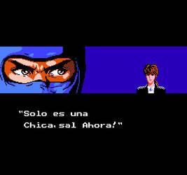 Ninja Gaiden 1 (Espanol) Irene 1 by Nosidex