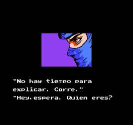 Ninja Gaiden 1 (Espanol) Quien Eres 2 by Nosidex