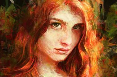 Ablaze by Harkale-Linai