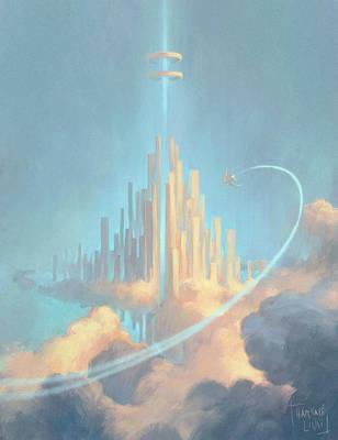 Cloud City by Harkale-Linai