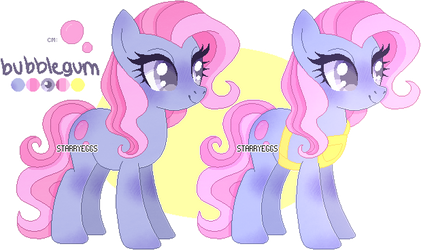 pinkie X minty (g3) adopt OPEN by starryeggs