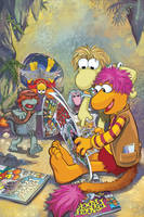 Fraggle Classics by lazesummerstone