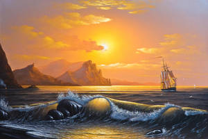 Sea breeze by uvar