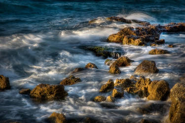 Colors in motion vII by uvar