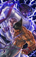 Tekken X Street Fighter by LordWilhelm