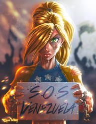Sos Venezuela by LordWilhelm
