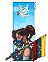 SOS Venezuela 4 DA by LordWilhelm