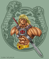 He-Man by LordWilhelm
