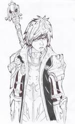 Templar AION by jingga-senja