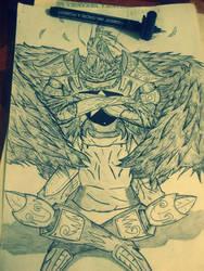 Garuda Concept by jingga-senja
