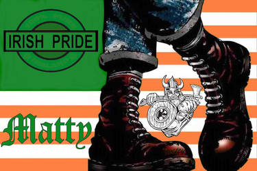 irish skinheads usa by PCBSWIFTY