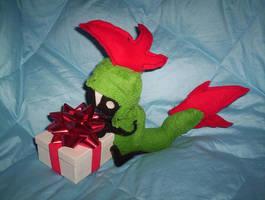 Kraken-ist tis a Cutie by Zargata