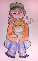 [AT] they are siblings by Exactly-Who