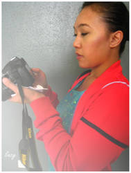 Nikon lady by BackOneBurn3r