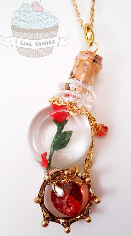 Enchanted Rose Valentine edition by ilikeshiniesfakery