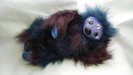 dream sloth- my first art doll by ilikeshiniesfakery