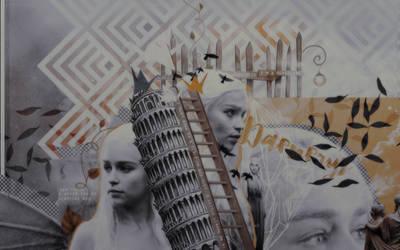 (daenerys) wanderess, by jonginschips