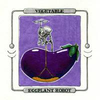 Eggplant by Eudocia