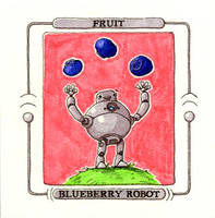 Blueberry by Eudocia