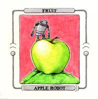 Apple by Eudocia