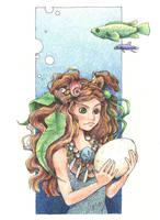 Mermaid by Eudocia