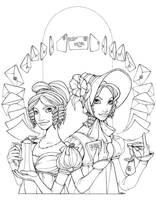 Sorcery and Cecelia by Eudocia