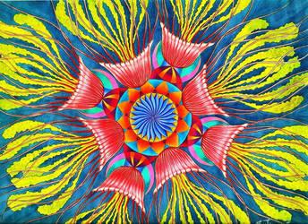 The Jellyfish Spectrum by xxPRECIOUSMOMENTSxx