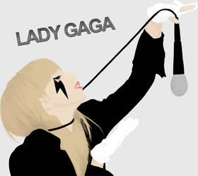 Lady Gaga by urbanriots