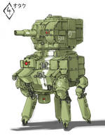 Tankoma::agen by Panzermeido