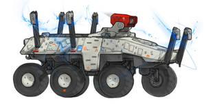 Modular Combat Vehicle - Anti-Tank Turret by Panzermeido