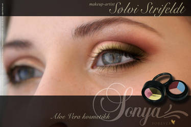 Makeup - Sonya Cosmetics by Solo-Twin