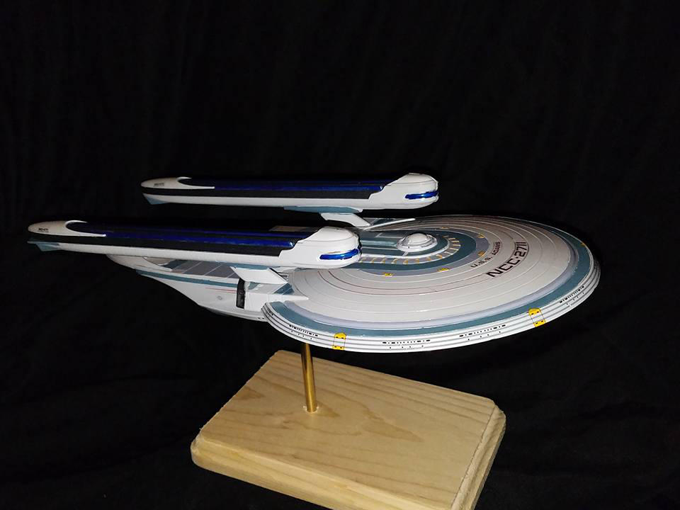 U.S.S. Adams NCC-2711 by Bmcrae115