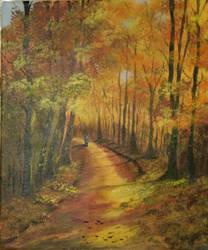 Colours of Autumn by StrandedAutumn