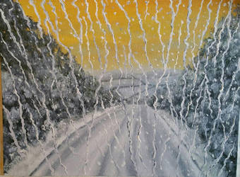 'Winter Morning'  by StrandedAutumn
