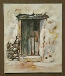The Door  by StrandedAutumn