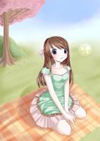Springtime by strawberrycake