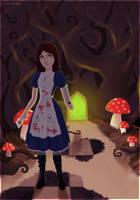 Alice is back by Mustelka93