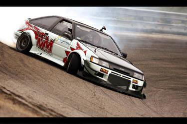 Toyota ae86 by MatonUS