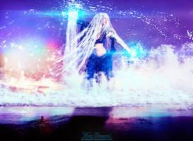 Water Elemental by Tanatos83