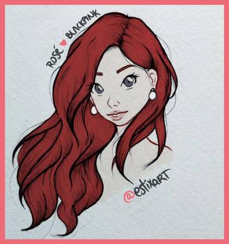 Rose BlackPink @ EstixArt by EstixArt